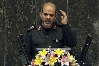 Vahidi, nuevo ministro del Interior de Irán.