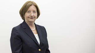 Dra. Silvia Fernández de Gurmendi, embajadora de Argentina ante la IHRA.
