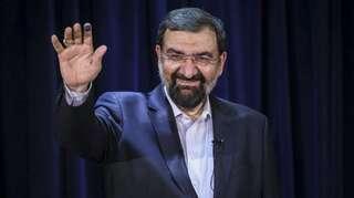 Mohsen Rezai, vicepresidente de Asuntos Económicos designado en Irán.