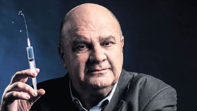 Shmuel Shapira, ex director del Instituto de Investigaciones Biológicas de Israel.