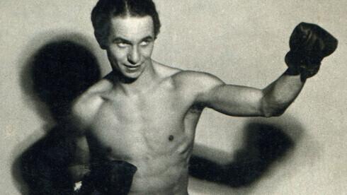 Tadeusz Pietrzykowski, boxeador polaco en el campo de concentración y exterminio de Auschwitz.