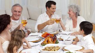 Es posible celebrar las festividades manteniendo un estilo de vida saludable.