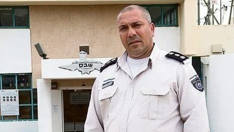 Eli Gabay, ex comandante de la prisión donde ocurrió la fuga.