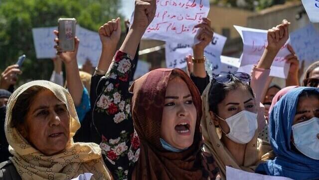 Las mujeres afganas no quieren tolerar otro período represivo de los talibanes en el  poder.