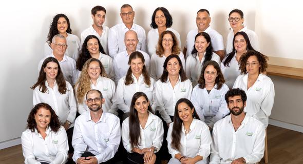 El equipo de Amai Protein incluye nueve personas equipadas con doctorados.