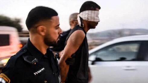 La policía israelí captura al notorio comandante terrorista Zakaria Zubeidi que escapó el lunes.