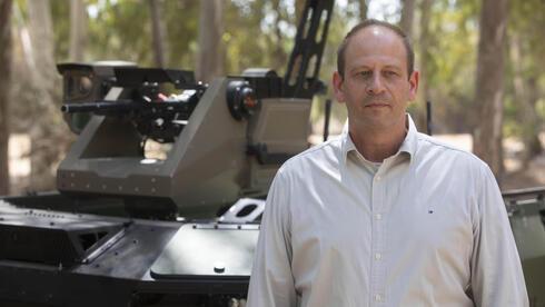 Rani Avni, Jefe adjunto de la división de sistemas autónomos de Industrias Aeroespaciales de Israel.