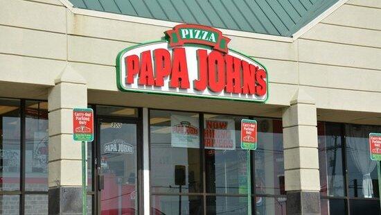 Pizza Papa Jonhs
