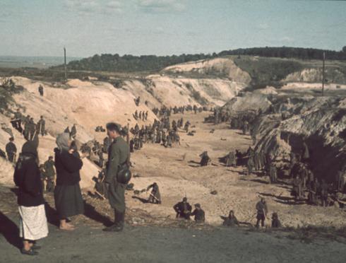 Documentación histórica de Babi Yar.