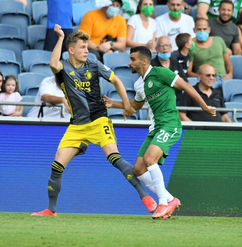 Maccabi Haifa Feyenoord