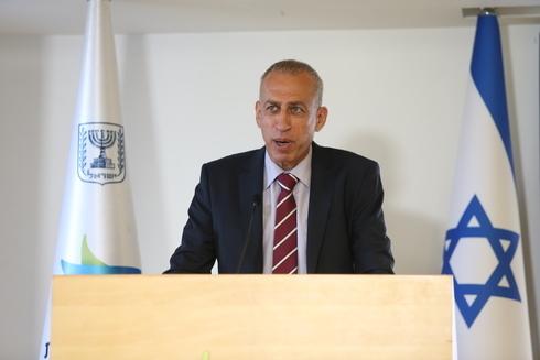 Director general del Ministerio de Salud, prof. Nachman Ash.