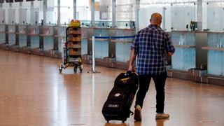 Aeropuerto Ben-Gurion.