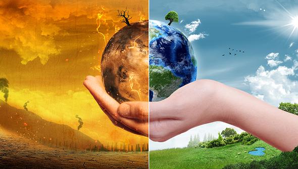 El cambio climático repercute en la producción agrícola, que podría disminuir drásticamente en los próximos años y afectar negativamente la economía.