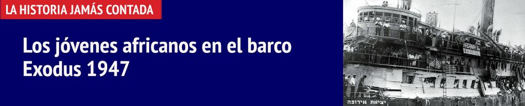Banner Barco Exodus