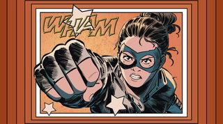Whistle, también conocido como Willow Zimmerman, es el primer superhéroe explícitamente judío de DC Comics en décadas.