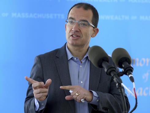 Stephane Bancel, director ejecutivo de Moderna Inc.