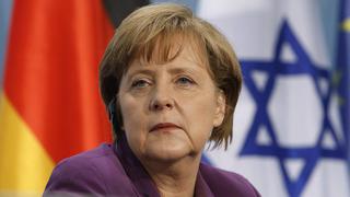 Merkel Israel