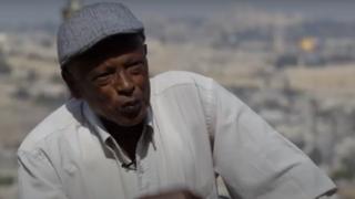Yosef Zabedia, uno de los prisioneros etíopes de Sión.