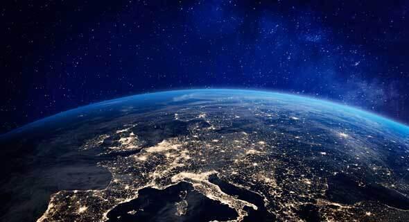 El espacio tiene muchas posibilidades para las nuevas tecnologías que tienen múltiples aplicaciones.
