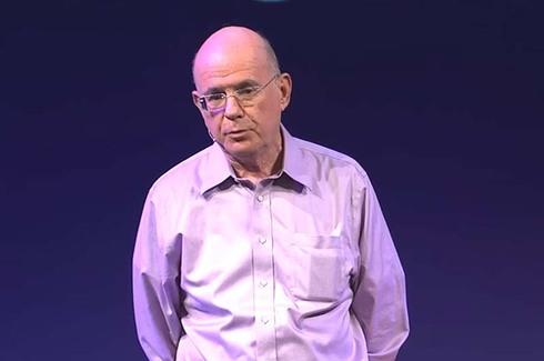 El profesor Eliezer Rabinovici.