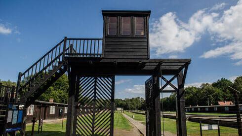 Campo de concentración de Stutthof, en Polonia.