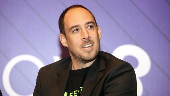 Avi Snir, cofundador y director general de Elevation.