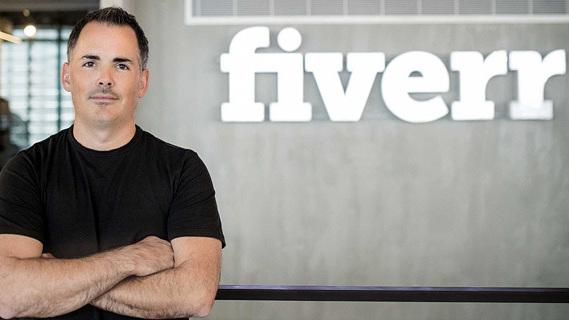 Micha Kaufman, director general y fundador de Fiverr.