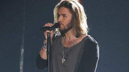 El cantante Gil Ofarim, de 39 años.