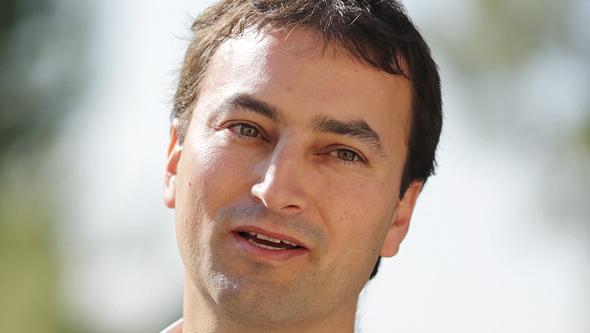 Akiva Armon, cofundador y director ejecutivo de Wisesight Technologies.