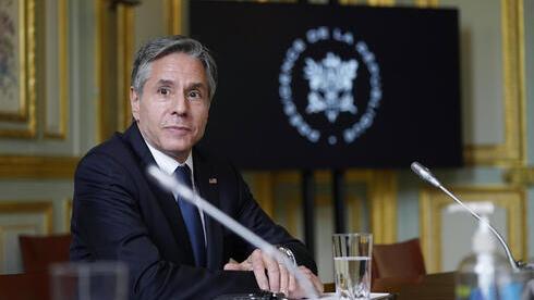 Antony Blinken, secretario de Estado de los Estados Unidos.