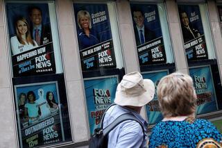 La cadena estadounidense Fox News cumplió 25 años en el aire.
