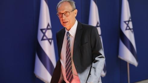 Nachman Shai, ministro de Asuntos de la Diáspora.