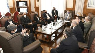 Reunión entre autoridades tucumanas y de Hadassah Argentina.