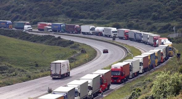 Los camiones que usen neumáticos Continental podrán estar monitoreados por tecnología israelí Traffilog.