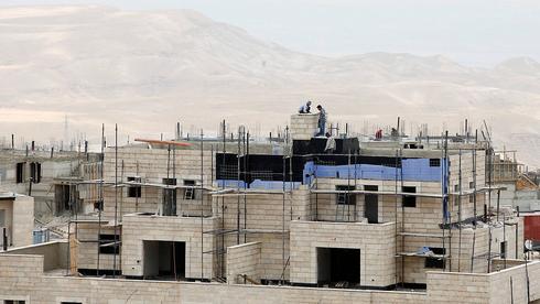 Construcción Cisjordania