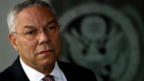Colin Powell, ex secretario de Estado de Estados Unidos.